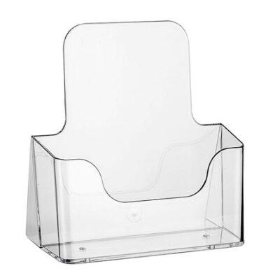 A4 folderhouder transparant
