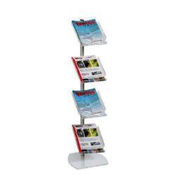 Folderdisplay D-economy A4 met folders