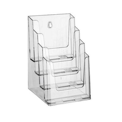 Folderhouder A5 4-vaks