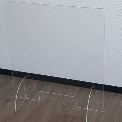 Plexi afscherming kassa