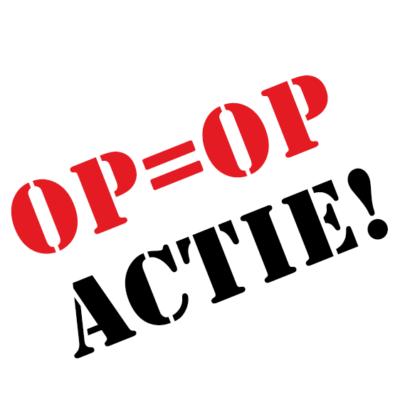 OP=OP en ACTIE